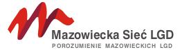 mazowiecka siec lgd logo