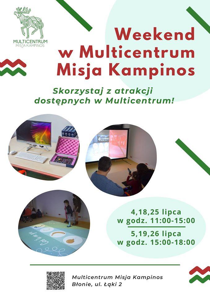 Weekend w Multicentrum Misja Kampinos