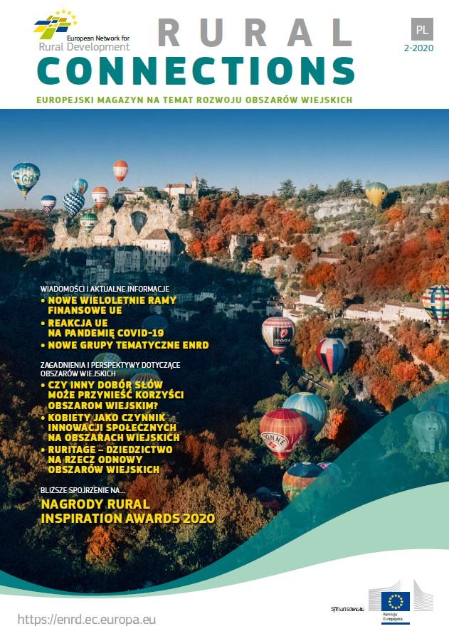 Rural Connections - Europaejski Magazyn na temat Rozwoju Obszarów Wiejskich