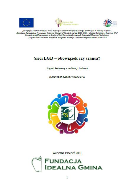 Siec LGD - obowiązek czy szansa